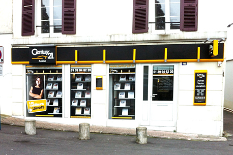 Agence immobilière CENTURY 21 Aximo, 95500 GONESSE